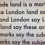 Redell Olsen London Land Marks 2007